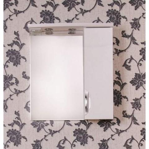 ЕВА 70 БЕЛАЯ Б (шкаф длинный) Зеркало с доводчиком ПРАВОЕ (В) купить за 6 371 руб. в Симферополе