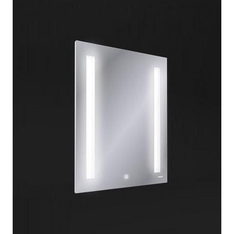 BASE Зеркало с подсветкой 70*80, Сорт1 (KN-LU-LED020*70-b-Os) купить за 5 790 руб. в Симферополе