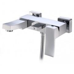 006   Смес для ванной литой хром LANDBERG   LB18104-D56  к40
