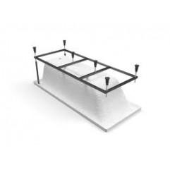 LORENA 170 Рама д/ванны: в комплекте со сборочным пакетом (K-RW-LORENA*170n)