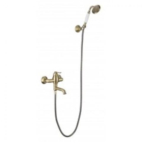 006   Смес для ванной литой бронза LANDBERG   LB115003 BRONZE  к35 купить за 9 800 руб. в Симферополе